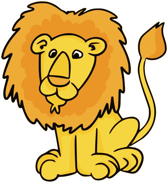 lion_male_clipart